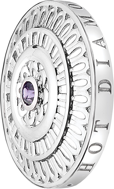 Hot Diamonds Přívěsek Emozioni Roman EC108-128 25 mm