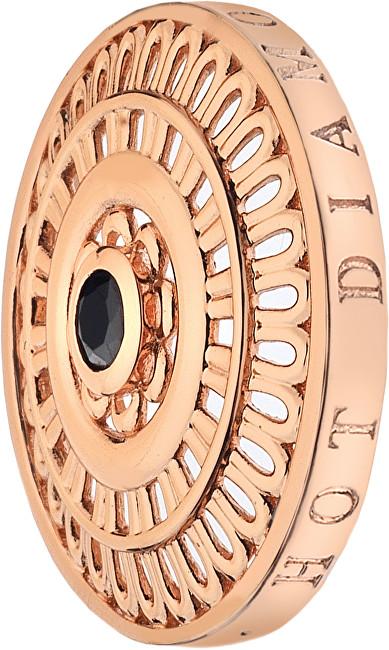 Hot Diamonds Přívěsek Emozioni Roman Rose Gold EC109-047 33 mm