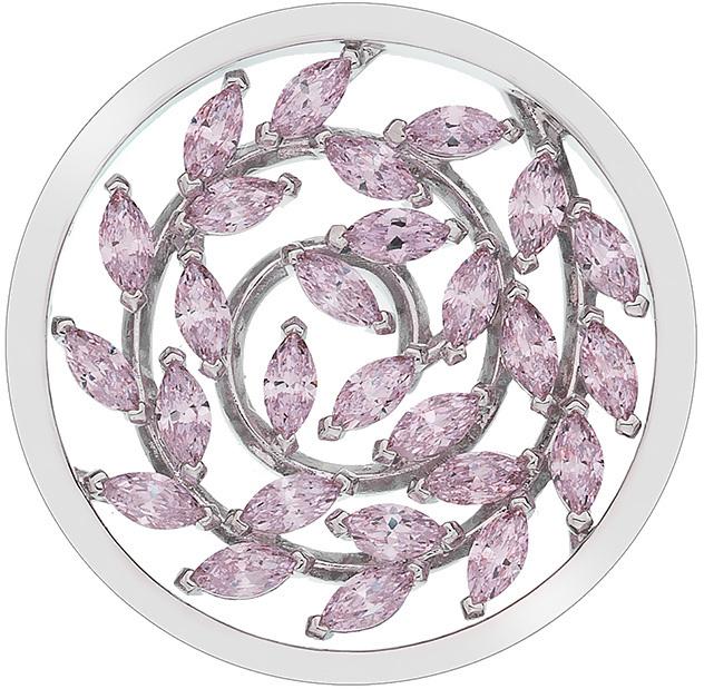 Hot Diamonds Přívěsek Hot Diamonds Emozioni Alloro Compassion Coin 25 mm