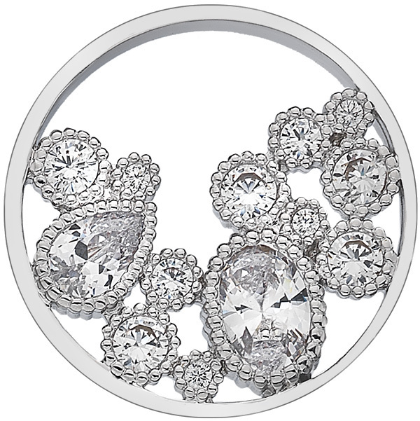 Hot Diamonds Přívěsek Emozioni Freedom Spirito Libero Coin 444-445 EC444