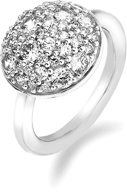 Hot Diamonds Prsteň Emozioni Laghetto Bouquet ER011 51 mm