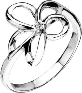 Hot Diamonds Prsten Paradise Open Petal DR092 51 mm