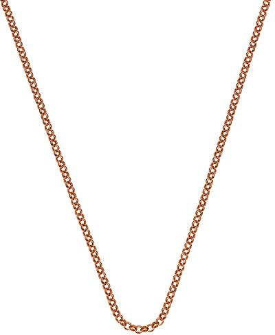 Hot Diamonds Růžově pozlacený řetízek Emozioni Belcher CH054