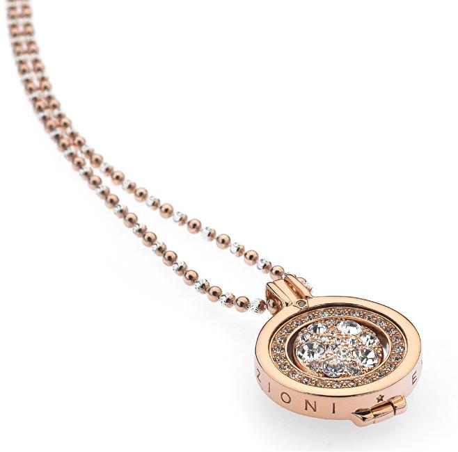 Hot Diamonds Strieborný náhrdelník Hot Diamonds Emozioni DP485EC225CH019