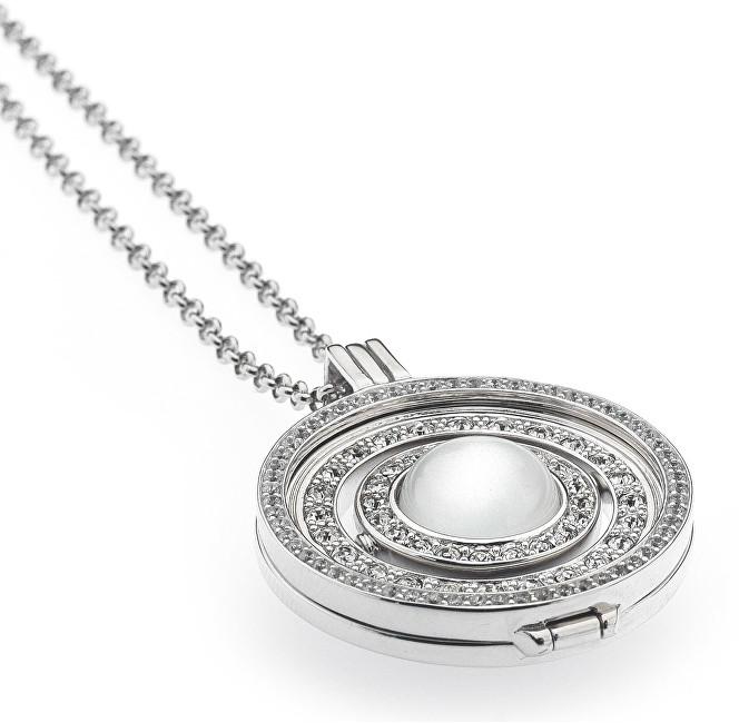 Hot Diamonds Strieborný náhrdelník Hot Diamonds Emozioni DP486EC222CH025