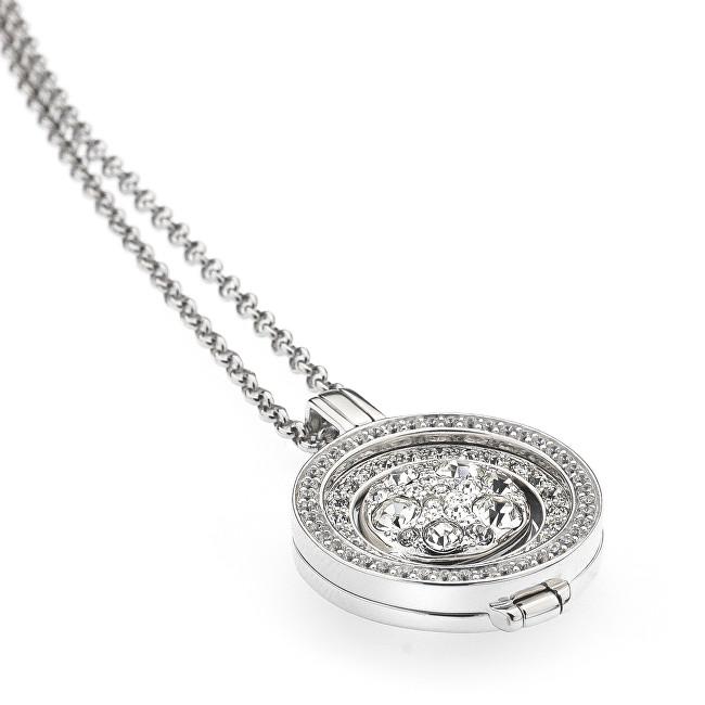 Hot Diamonds Strieborný náhrdelník Hot Diamonds Emozioni DP487EC224CH025