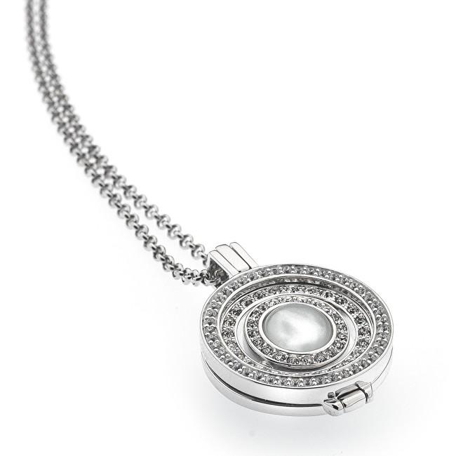 Hot Diamonds Strieborný náhrdelník Hot Diamonds Emozioni DP487EC228CH025