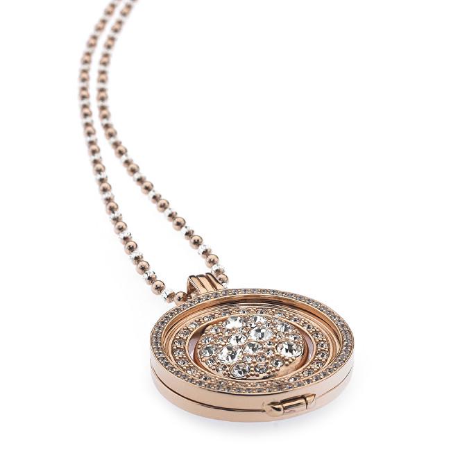 Hot Diamonds Strieborný náhrdelník Hot Diamonds Emozioni DP557EC220CH019