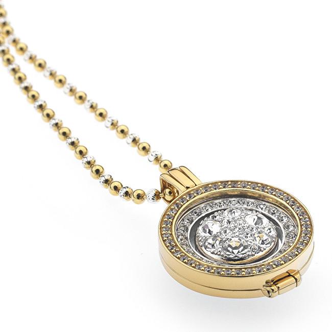 Hot Diamonds Strieborný náhrdelník Hot Diamonds Emozioni DP558EC245CH046