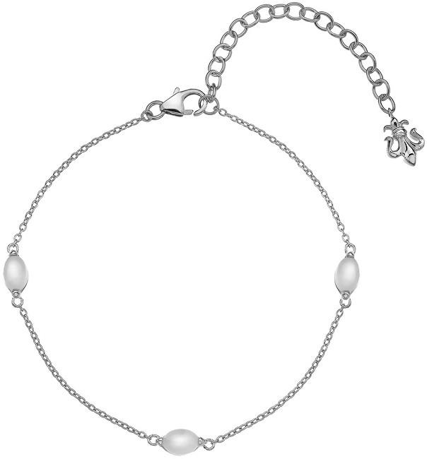 Hot Diamonds Stříbrný náramek pro narozené v červnu Anais měsíční kámen AB006 Hot Diamonds
