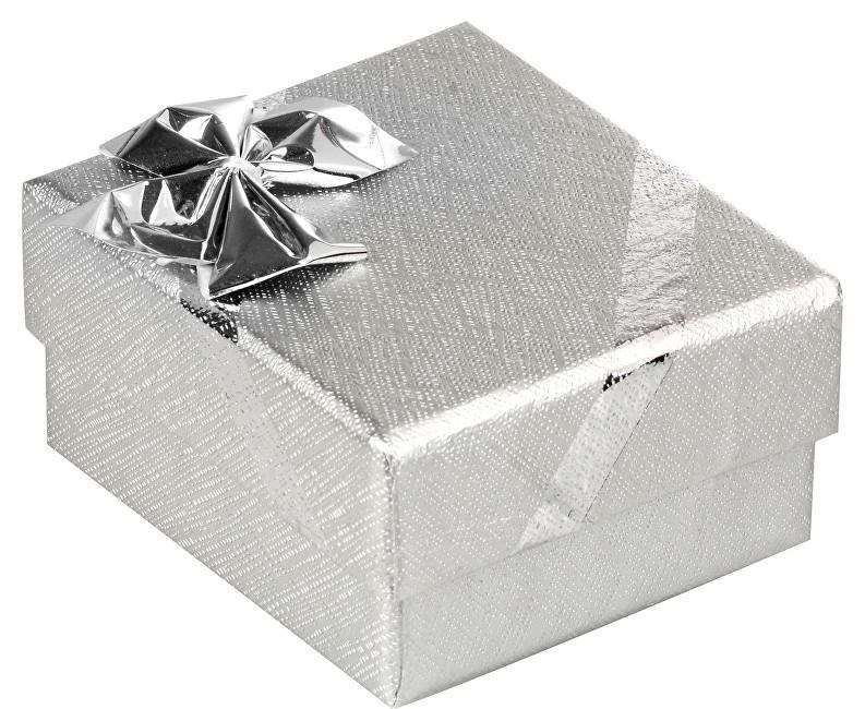 JK Box Dárková krabička na náušnice SG-1/Ag