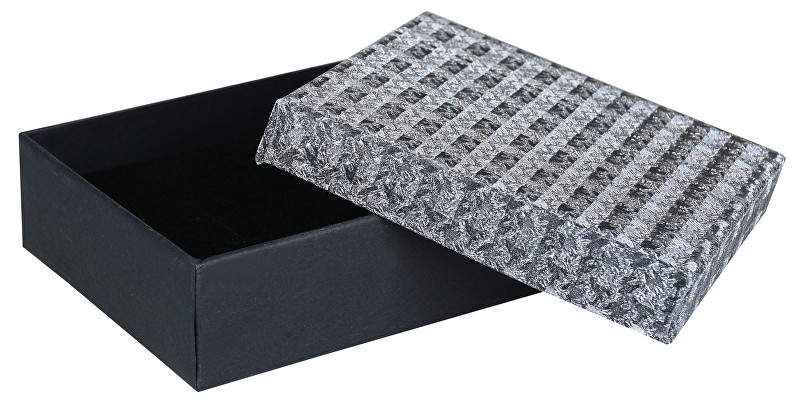 JK Box Třpytivá krabička na soupravu šperků MGR-5/A25
