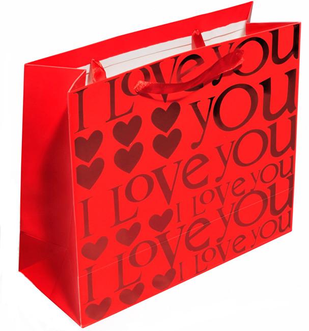 JK Box Zamilovaná dárková taška IL-10/A7