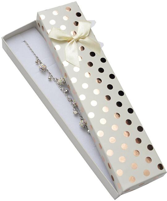 JK Box Darčeková krabička na náhrdelník KC-9 / A20