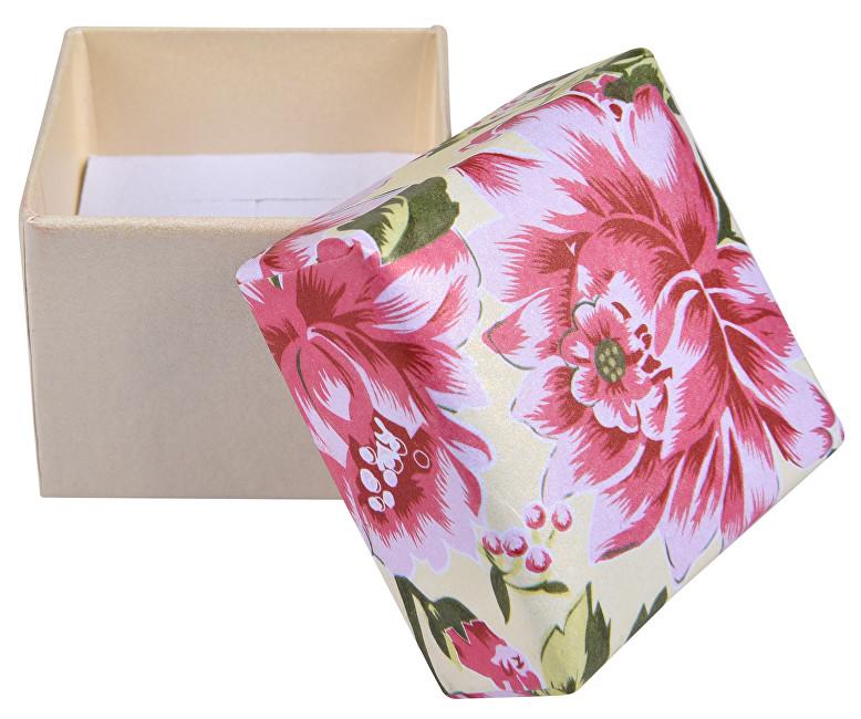 JK Box Dárková krabička na náušnice nebo prsten RA-3