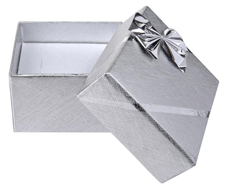JK Box Dárková krabička na náušnice nebo prsten SG-2/AG