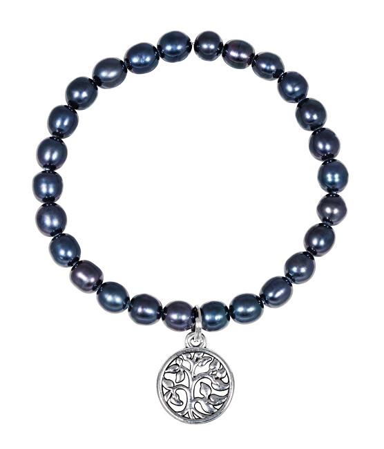 JwL Luxury Pearls Perlový náramok Strom života JL0548