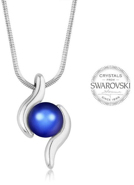 Levien Módní náhrdelník PEARL WAVE