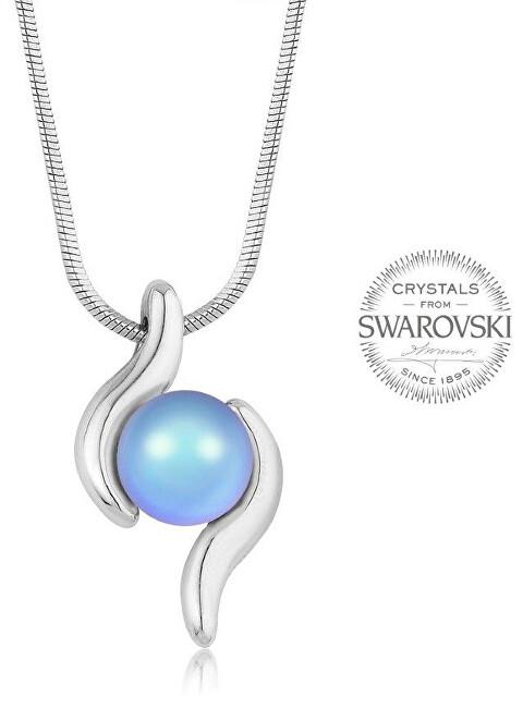 Levien Něžný náhrdelník pro ženy PEARL WAVE