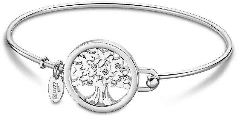 Lotus Style Pevný ocelový náramek Strom života LS2014-2/3