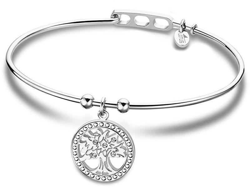 Lotus Style Pevný ocelový náramek Strom života LS2015-2/3