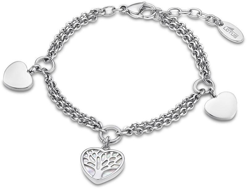 441b7e57b Lotus Style Štýlový náramok Strom života LS2022-2 / 1