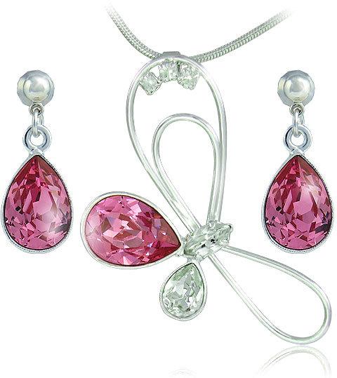 MHM Súprava šperkov Debia Rose 34133
