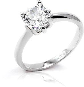 Modesi Zásnubní prsten QJR1948L 52 mm
