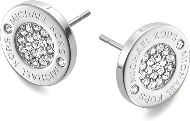 Michael Kors Luxusní náušnice s krystaly MKJ3352040
