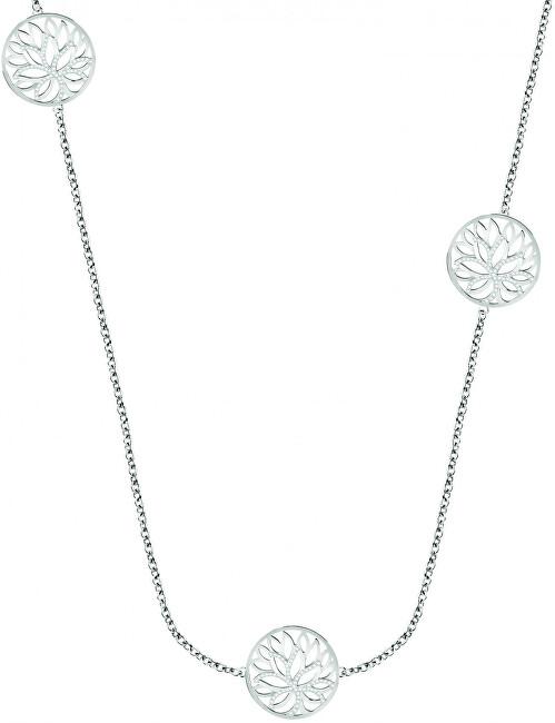 Morellato Krásny náhrdelník s kryštálmi Strom života Loto SATD02