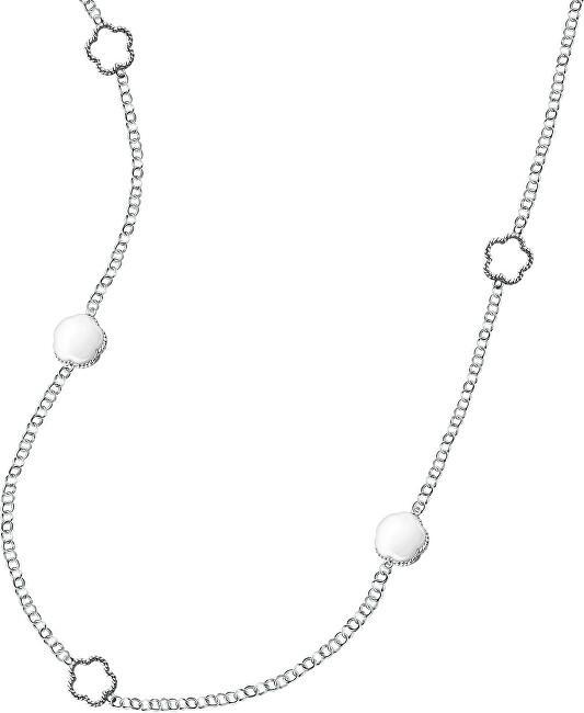 Morellato Krásny strieborný náhrdelník Natura SATO01