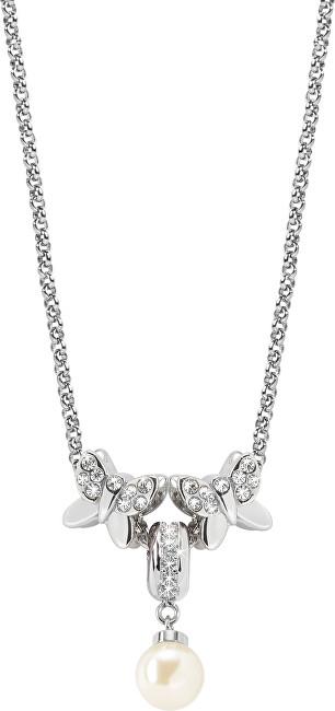 Morellato Ocelový náhrdelník Drops Butterfly SCZ338