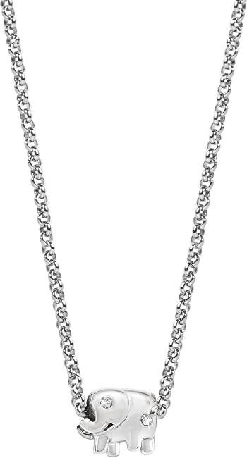Morellato Ocelový náhrdelník Drops Lucky Animals SCZ332