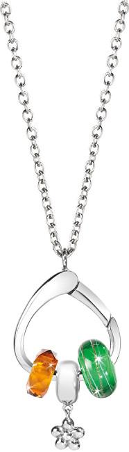 Fotografie Morellato Ocelový náhrdelník Drops SCZ036