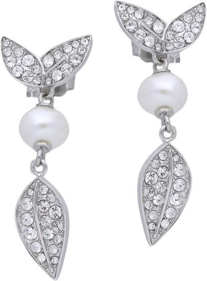 Morellato Ocelové náušnice s perlou Natura SAHL10