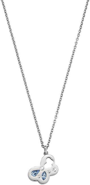 Morellato Ocelový náhrdelník s motýlem Allegra SAKR01