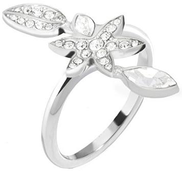 Morellato Ocelový prsten s květinou Natura SAHL17 52 mm Morellato