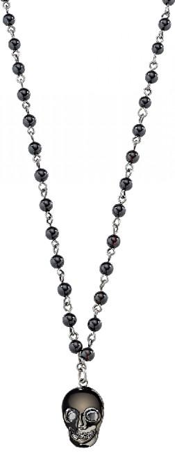 Morellato Pánský náhrdelník s lebkou Nobile SAKB05