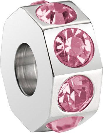 Přívěsek Morellato Drops Rose Crystal CZ190
