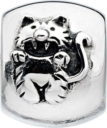 Morellato Ocelový přívěsek Drops Tiger SCZT5