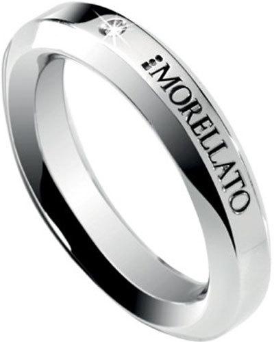 Morellato -  Ocelový prsten s diamantem Dandy SPL01 65 mm