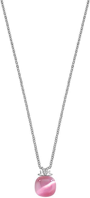 Morellato Stříbrný náhrdelník Gemma SAKK54