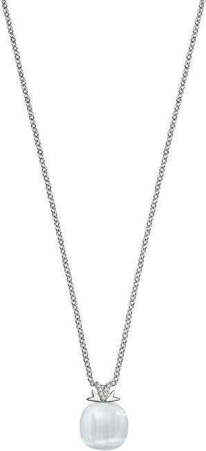 Morellato Stříbrný náhrdelník Gemma SAKK55