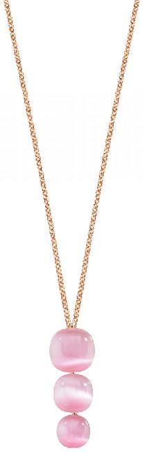 Morellato Něžný náhrdelník zdobený kočičím okem SAKK01