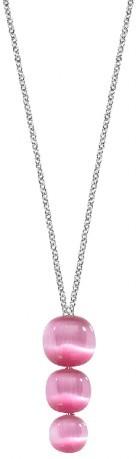 Morellato Něžný náhrdelník zdobený kočičím okem SAKK21