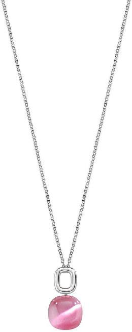 Morellato Něžný náhrdelník zdobený kočičím okem SAKK23