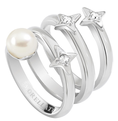Morellato Ocelový prsten Luci SACR10 52 mm