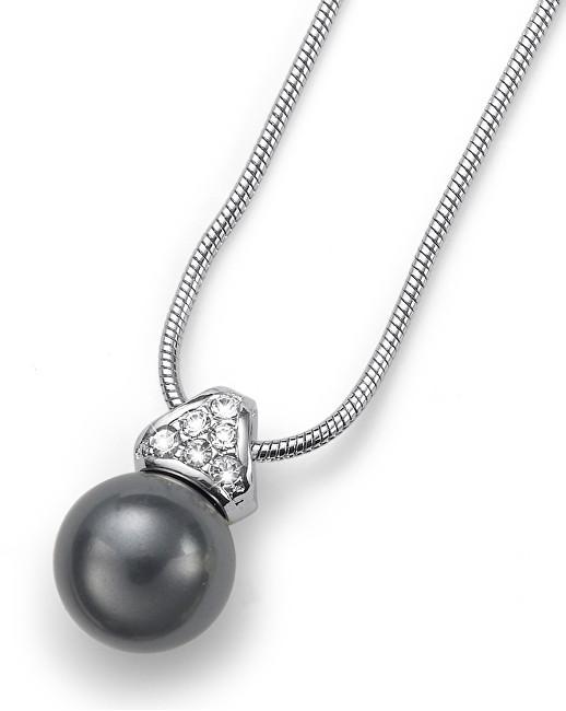 Oliver Weber Náhrdelník s perlou Swarovski Lucent 11618 DAR