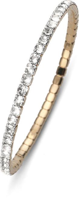 Oliver Weber Náramek Dance Gold Crystal 5215-001