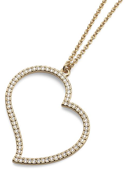 Oliver Weber Trendy náhrdelník se srdcem 11636G